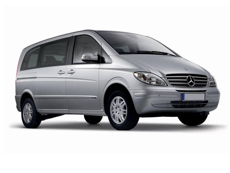 Mercedes Benz Tourer CRDi Car Hire Deals
