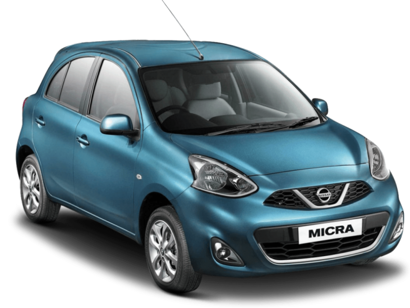 Nissan Micra Car Hire Deals